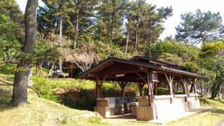 【唐津 波戸岬】海沿いのフリーサイトがおすすめ、波戸岬キャンプ場