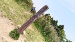 【平尾台】吹上峠から貫山へ子供を連れてファミリー登山