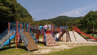 【香椎】花見、遊具充実、家族で楽しめる長谷ダム記念公園