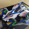 【ミニ四駆#2】ARシャーシのサイクロンマグナムを購入、そして初コース走行
