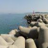 【志賀島】志賀島漁港東波戸(赤灯台)– 今日行ける、福岡市近郊の釣りポイントを教えます
