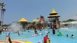 【海の中道】料金相応、海浜公園のサンシャインプールは最高に楽しい