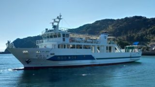 【宗像】大島への行き方。駐車場・フェリー乗船方法など詳しく